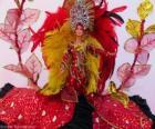 Barbie dans le carnaval