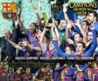 Barça, FC Barcelona, Champion Coupe du monde des clubs 2011