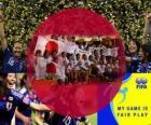 Prix de Fair Play 2011 FIFA pour l'Association de Football du Japon