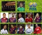 FIFA / FIFPro World XI 2011