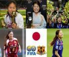 Homare Sawa Joueur Mondial de la Coupe 2011 Année