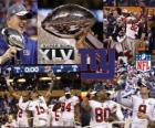 New York Giants champion Super Bowl 2012