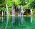 Petites chutes d'eau