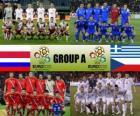 Groupe A - Euro 2012-