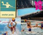 Water-Polo - Londres 2012 -