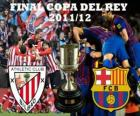 Finale Coupe du roi 2011-12, Athletic Club de Bilbao - FC Barcelone