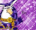 Big the Cat, les grands félins qui apparaît dans les aventures de Sonic