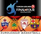 Final Four Istanbul 2012 Euroligue de basket-ball