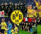 BV 09 Borussia Dortmund, champion de Bundesliga 2011-12