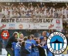 FC Slovan Liberec, champion Gambrinus Liga 2011-2012, Ligue de Football de République tchèque
