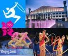 Gymnastique rythmique - Londres 2012 -