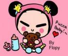 Bébé Pucca