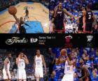 Finales 2012 NBA, 2e partie, Miami Heat-100 - Oklahoma City Thunder 96