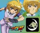 Shiro Shibakusa avec la puissance du loup solitaire de Scan2Go
