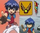 Kazuya Daidoh est le personnage principal du Scan2Go et il veut devenir le pilote le plus rapide dans l'espace