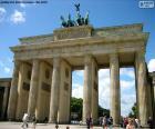 Porte de Brandebourg, Allemagne