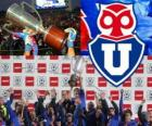 Club Universidad de Chile, Champion Chilie Apertura 2012