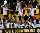 Corinthians / Timão, Champion Copa Libertadores 2012