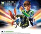 Destruction cosmique de Ben 10 Ultimate Alien
