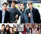 Big Time Rush est un Boy band américain