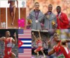Athlétisme Décathlon Londres 2012