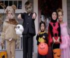 Déguisements d'Halloween pour les enfants