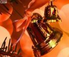 Les cloches de Noël, petite et grande