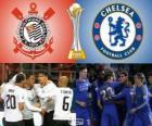 Corinthians - Chelsea. Final de Coupe du monde des clubs de la FIFA 2012 Japon