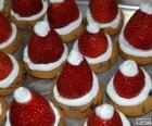 Délicieux Santa Claus chapeaux
