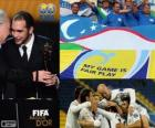 Prix de Fair Play 2012 FIFA pour l'Ouzbékistan Football Association
