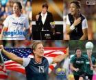 Abby Wambach Joueur Mondial de la Coupe 2012 Année