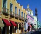 Puebla de Zaragoza, Mexique