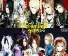 Versailles, groupe japonais (2007-2012)