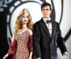 Barbie et Ken très élégant