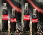 Bouteilles originale de Coca-Cola