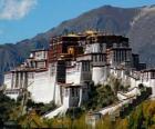 Palais du Potala, Tibet, Chine