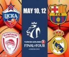 Final Four 2013 Euroligue de basket-ball