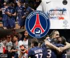 Paris Saint Germain, PSG, champion Ligue 1 2012-2013, Championnat de France de Football