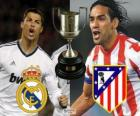 Finale Coupe du roi 2012-13, Real Madrid - Atlético de Madrid