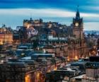 Édimbourg, Écosse, Royaume-Uni