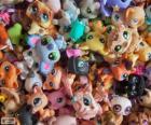 Animaux de compagnie de Littlest PetShop