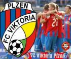 FC Viktoria Plzen, champion de la Gambrinus Liga 2012-2013
