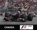 Nico Hülkenberg - Sauber - Circuit Gilles-Villeneuve, Montréal, 2013