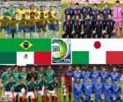 Groupe A, Coupe des confédérations 2013