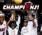 Miami Heat Champion NBA de 2013