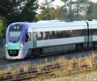 Train du passager VLocity, Australie