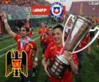 Unión Española, Champion de la Torneo de Transición 2013, Chili