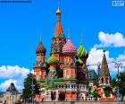 Cathédrale Saint-Basile, Russie