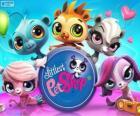 5 animaux de Littlest PetShop