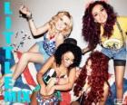 Little Mix, quatuor pop féminin britannique